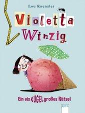 Violetta Winzig - Ein eiskugelgroßes Rätsel Cover