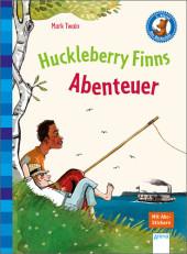 Huckleberry Finns Abenteuer Cover