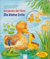 Die kleine Ente Cover