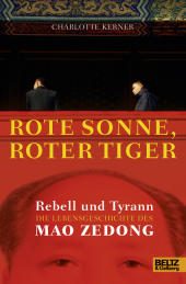 Rote Sonne, Roter Tiger Cover