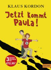 Jetzt kommt Paula! Cover