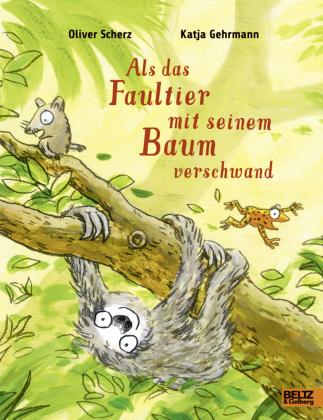 Als das Faultier mit seinem Baum verschwand