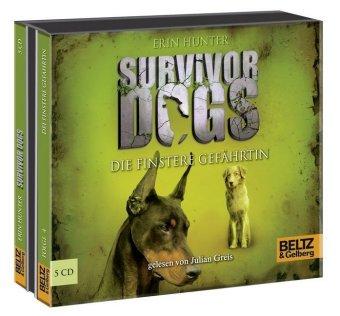 Survivor Dogs - Die finstere Gefährtin, 5 Audio-CDs