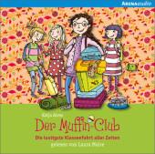 Der Muffin-Club - Die lustigste Klassenfahrt aller Zeiten, Audio-CD Cover
