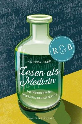 Cover des Mediums: Lesen als Medizin
