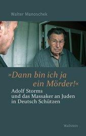 """""""Dann bin ich ja ein Mörder!"""", m. DVD Cover"""