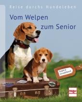 Vom Welpen zum Senior Cover