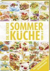 Dr. Oetker Sommerküche von A-Z