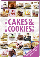 Cakes & Cookies von A - Z Cover