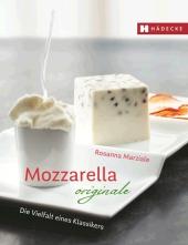 Mozzarella originale Cover
