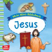 Mein Mini-Bilderbuch: Jesus Cover