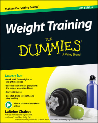 Weight Training For Dummies
