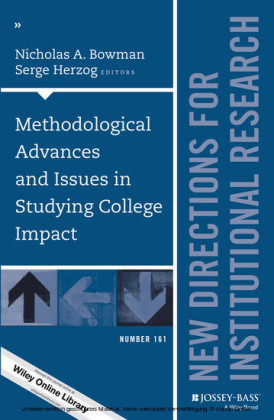 Methodological Advances and Issues in Studying College Impact