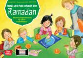 Kamishibai Bildkartenset - Betül und Nele erleben den Ramadan