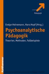 Psychoanalytische Pädagogik