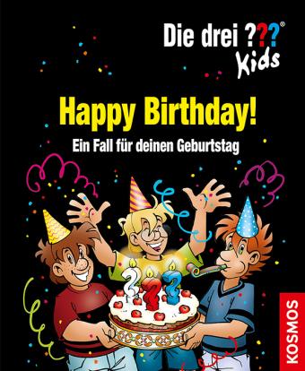 Die drei ???-Kids - Happy Birthday!