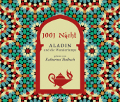 Aladin und die Wunderlampe, 4 Audio-CDs Cover