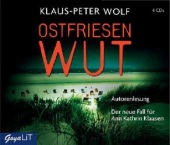 Ostfriesenwut, 4 Audio-CDs
