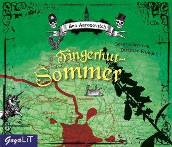 Fingerhut-Sommer, 3 Audio-CDs