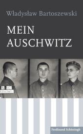 Mein Auschwitz Cover