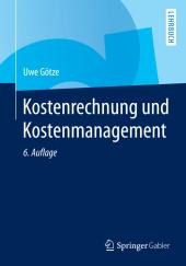 Kostenrechnung und Kostenmanagement