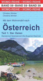 Mit dem Wohnmobil nach Österreich Cover