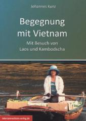 Begegnung mit Vietnam Cover