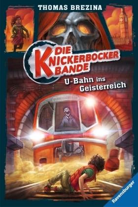 Die Knickerbocker-Bande 2: U-Bahn ins Geisterreich