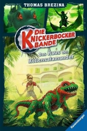 Die Knickerbocker-Bande 6: Das Haus der Höllensalamander
