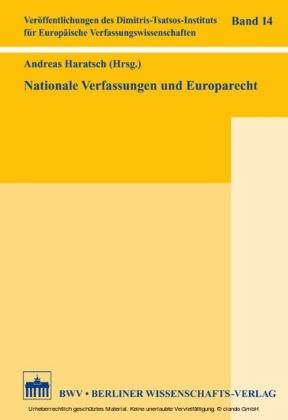 Nationale Verfassungen und Europarecht