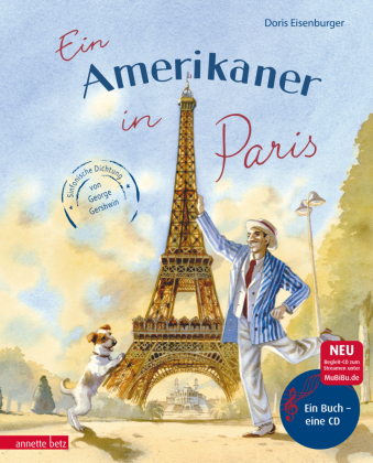 Ein Amerikaner in Paris, m. Audio-CD