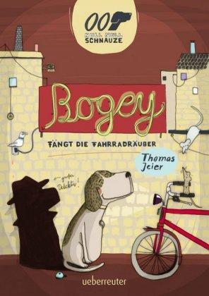 Null Null Schnauze - Bogey fängt die Fahrradräuber