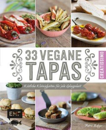 33 vegane Tapas