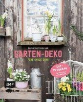 Garten-Deko fürs ganze Jahr Cover