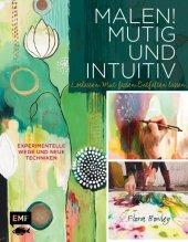 Malen! Mutig und intuitiv Cover