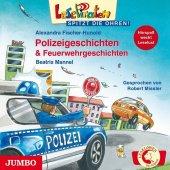 Polizeigeschichten & Feuerwehrgeschichten, Audio-CD