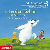 Es lebt der Eisbär in Sibirien, Audio-CD Cover