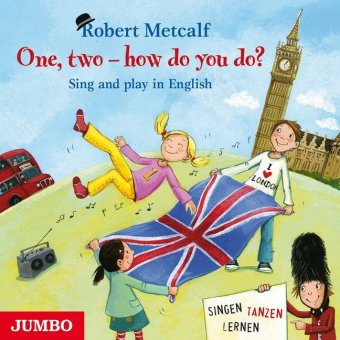 One, two - how do you do?, Audio-CD