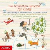 Die schönsten Gedichte für Kinder, Audio-CD Cover