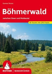Rother Wanderführer Böhmerwald Cover