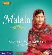 Malala. Meine Geschichte, 1 MP3-CD Cover