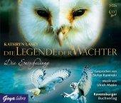 Die Legende der Wächter - Die Entscheidung, 3 Audio-CDs Cover
