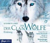 Der Clan der Wölfe - Eiskönig, 3 Audio-CDs Cover