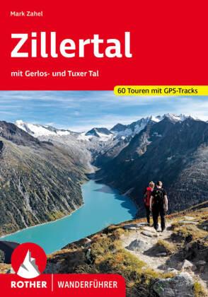Rother Wanderführer Zillertal