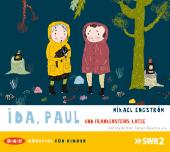 Ida, Paul und Frankensteins Katze, Audio-CD Cover