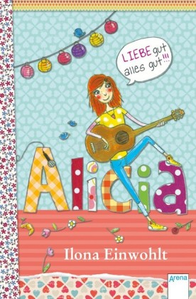Alicia (3). Liebe gut, alles gut!!!