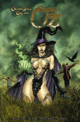 Grimm Fairy Tales Präsentiert: OZ, Band 2