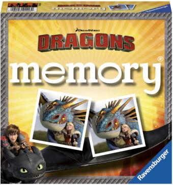 Dragons, memory® (Kinderspiel)