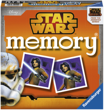 Star Wars Rebels (Kinderspiel), memory®