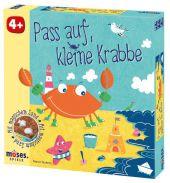 Pass auf, kleine Krabbe (Kinderspiel) Cover